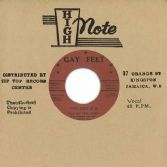 Patsy Millicent Todd - Just Like It Is / I Tell Myself (Gay Feet / Dub Store Records) 7""